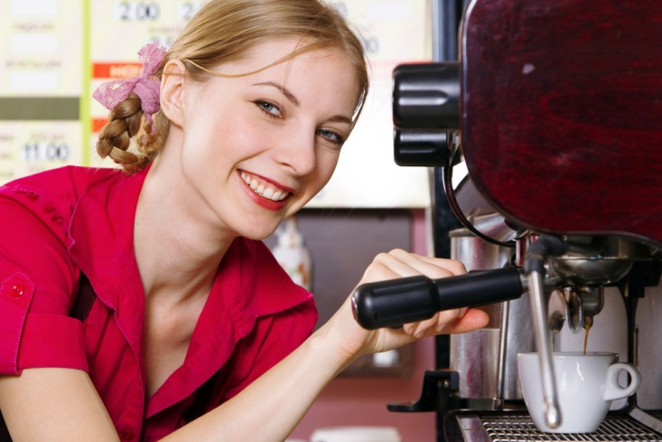 what makes a good barista
