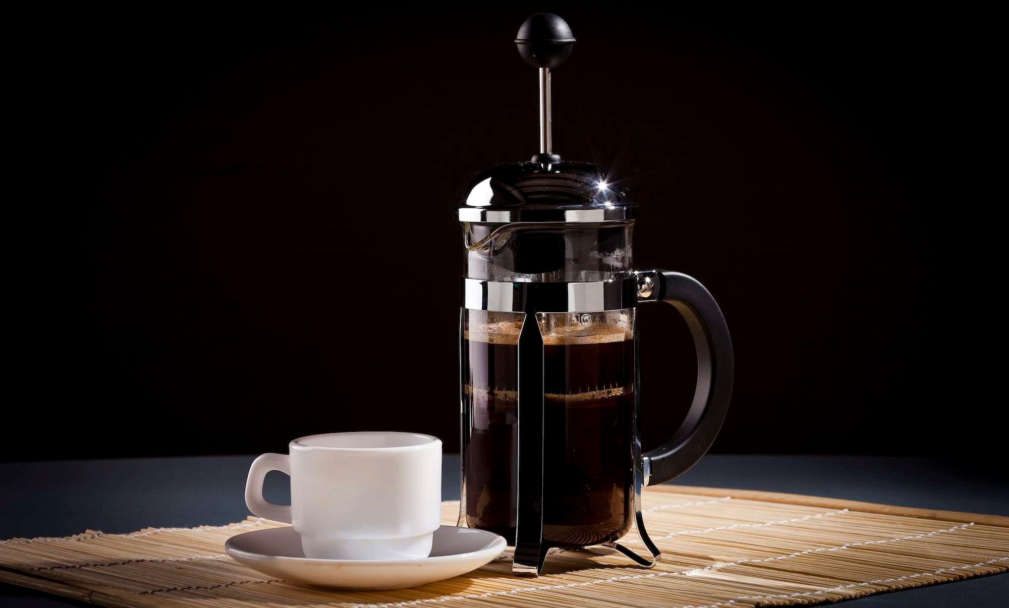 EVERYTHING YOU NEED TO KNOW ABOUT FRENCH PRESS COFFEE
